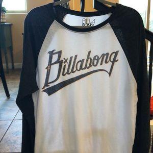Billabong long sleeve T-shirt